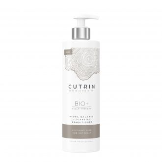 CUTRIN BIO+ HYDRA BALANCE CLEANSING CONDITIONER 400ML HIRES