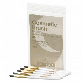 kosmetikpinsel hart 330x330 - Refectocil Brush, Hard 5-pack